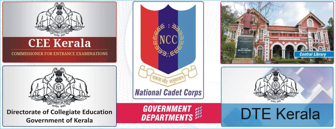 Departments under Higher Education department