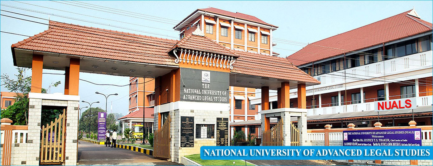 The National University of Advanced Legal Studies (NUALS)